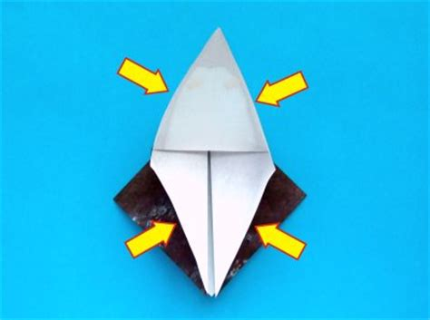 Origami Penguin Folding - joost langeveld origami page