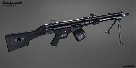 Autodesk Home machine gun mikael nettelbladt
