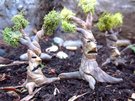 decorative fairy tree house with 3 fairy figurine outdoor 18 charming miniature fairy garden decorations style