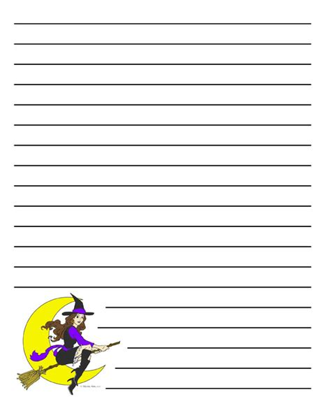 writing paper stationery writing paper for second grade