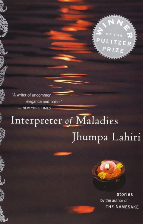 0006551793 interpreter of maladies stories interpreter of maladies literature tv tropes