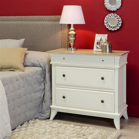 Commode Beige by Commode Beige Clair 224 3 Tiroirs Nicolas