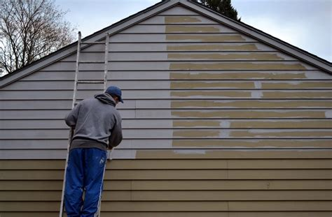 How To Paint Steel Siding On A House 28 Images Exterior Mobile Home Painting