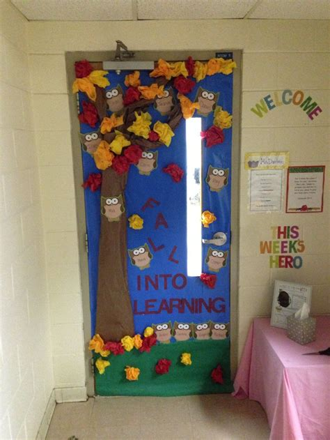 fall themed classroom door decorations 17 best images about classroom ideas on
