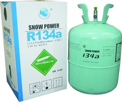 Refrigerant 134a refrigerant gas r134a snow power china trading company