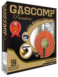 Paket Regulator Dan Selang Gascomp Berasuransi regulator winngas gascomp baterai battery senter
