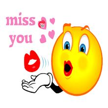 emoji ngambek avatar i miss you gno desain