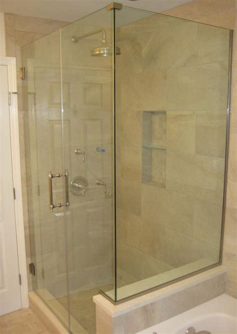 Custom Glass Shower Door by Custom Glass Shower Doors Enclosures Dc Va Md