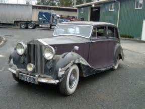 Rolls Royce Silver Wraith Price 1947 Rolls Royce Silver Wraith Touring Limo For Sale