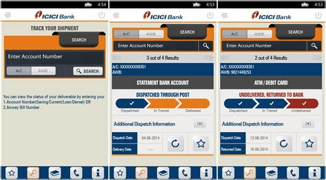 mobile icici bank icici bank brings another app for customers to track