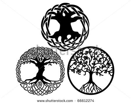 45 Small Tree Of Life Tattoos Collection Celtic Tree Tattoos Designs 3