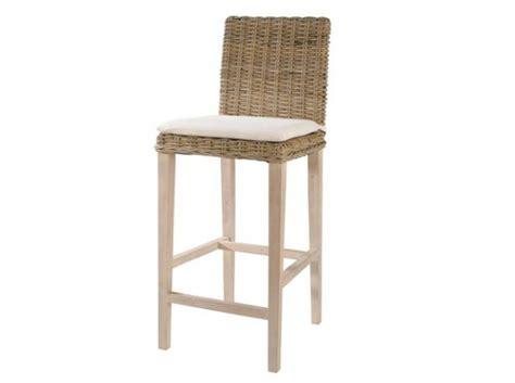 Attrayant Ikea Tabouret Bar Cuisine #1: mobilier-maison-tabouret-de-bar-rotin-2.jpg