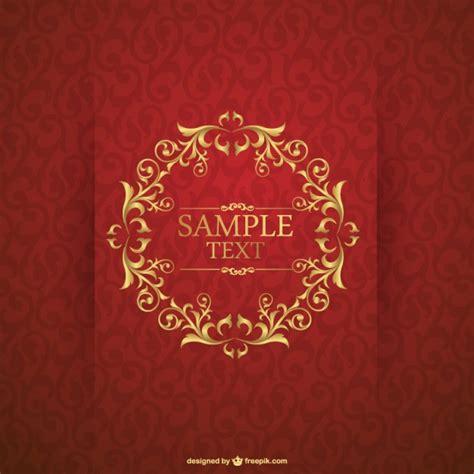 invitation card background design vector free download invitation card template vector free download