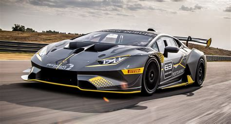 lamborghini race with lamborghini s motorsport arm to work more closely with