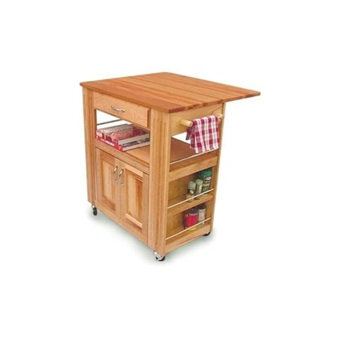 kitchen butcher block cart catskill of the kitchen butcher block cart in