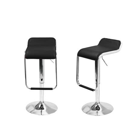 Bar Stools Square Seat by Square Seat Design Swivel Bar Stool Chair Counter Kitchen