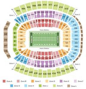 Jaguars Seating Everbank Field Tickets And Everbank Field Seating Charts