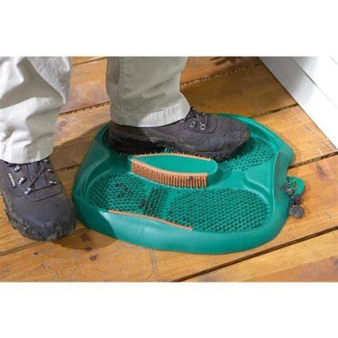 Shoe Cleaning Mat by 1000 Images About Garden Doormats On