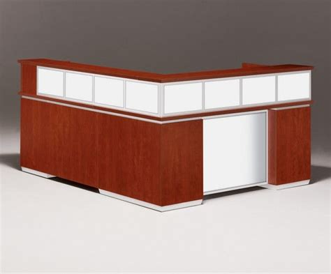 Flat Pack Reception Desk Pimlico Series Reception Desks
