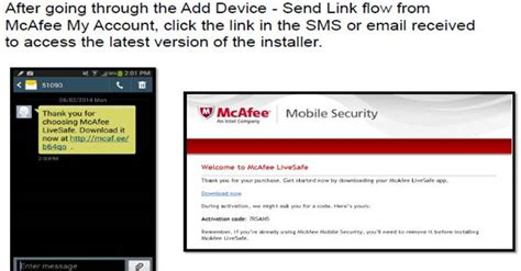 mc mobile security mcafee kb how to and install mobile security