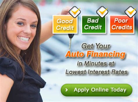 bad credit auto loans approval carloans