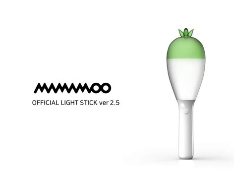 Mamamoo Official Lightstick mamamoo official lightstick ver 2 5 beadsofbullets
