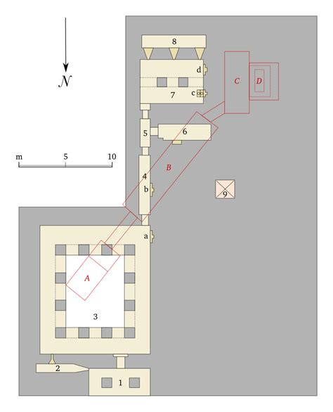 datei saqqara mastaba of ti floor plan svg evolution