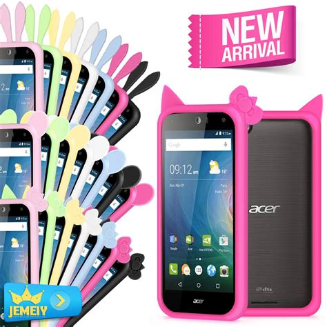 Silikon Acer Liquid Z5 Soft Biru duo discount promotion shop for promotional duo discount