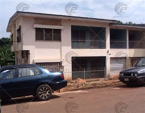Duplex House For Sale 4 bedroom duplex with boys quarter for sale at new heaven
