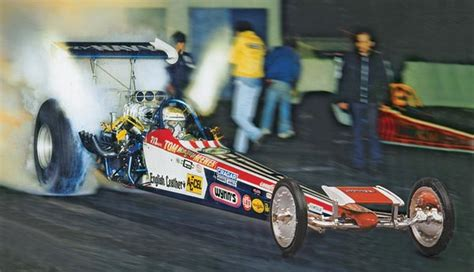 tom  mongoose mcewen rail dragster model cars magazine