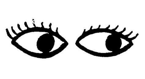 imagenes ojos para colorear imagenes de par de ojos para colorear imagui