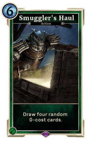 elder scrolls legends card template smuggler s haul elder scrolls legends wiki wiki