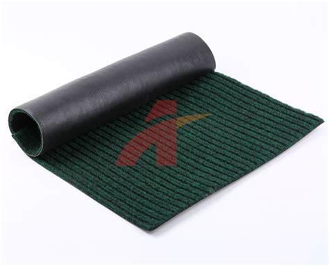 Plastic Doormat - stripe pvc door mat