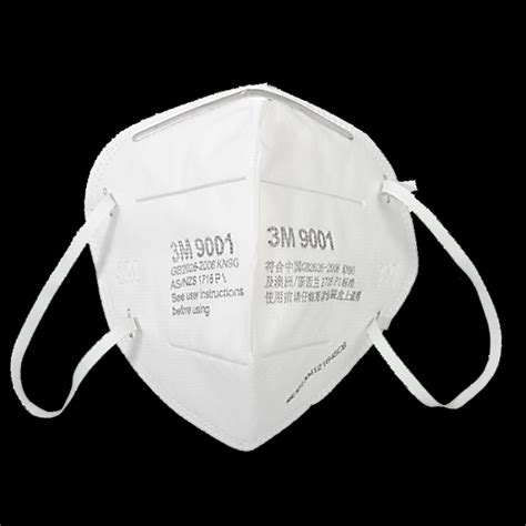 most comfortable dust mask 9001 n90 anti pm2 5 folding particulate respirator