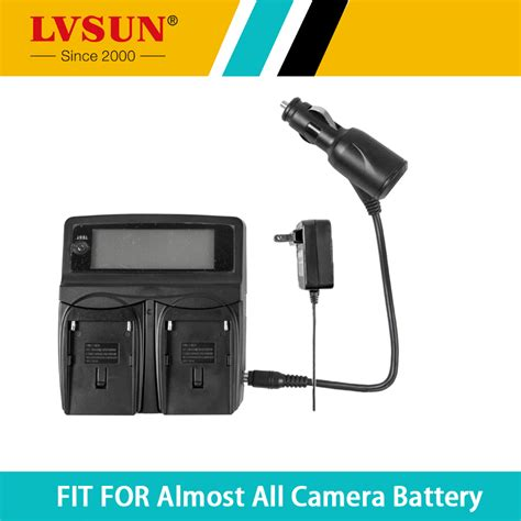 Universal Charger Baterry 007 Charger Kodok lvsun dc car universal battery charger for cga s007e cga s007e battery for panasonic dmc