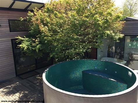 backyard plunge pool 3 45m australian plunge pool australian plunge pools
