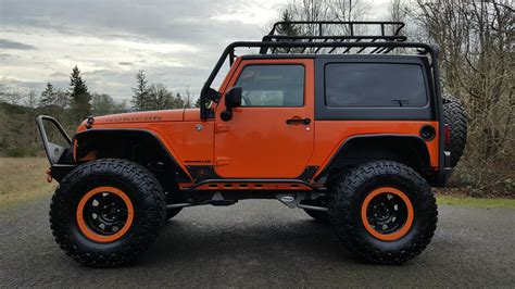 Raised Jeeps For Sale 2013 Jeep Wrangler Rubicon Lifted For Sale