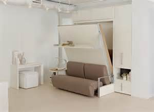 Ito is a self standing queen size wall bed system this space saving