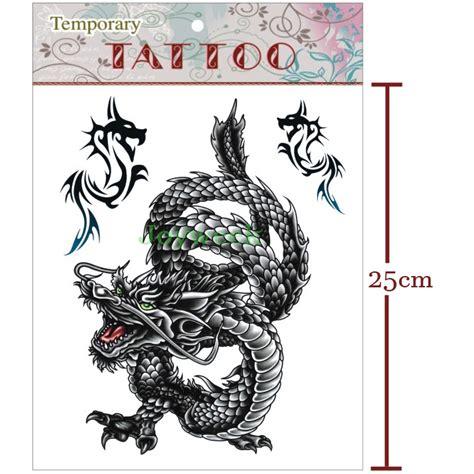 tattoo naga di punggung besar naga tato beli murah besar naga tato lots from china