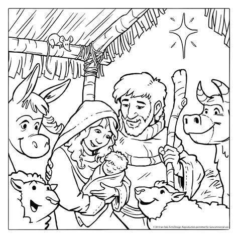 colouring pages christmas jesus free printable christmas coloring pages jesus