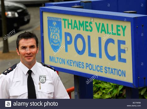 thames valley police commander alan baldwin of the thames valley police force