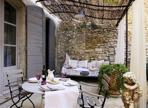 ideas para decorar terrazas vintage como decorar la terraza en verano decorarok