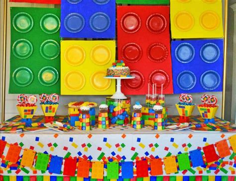 Thank You Card Mini Tema Lego legos lego lego friends birthday quot lego