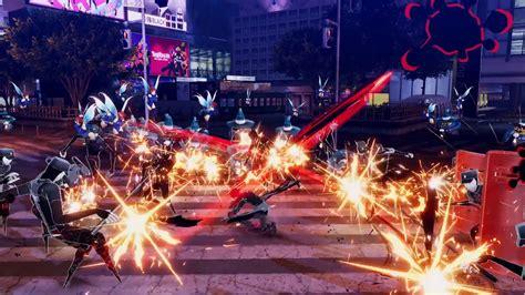 persona  scramble  phantom strikers action rpg