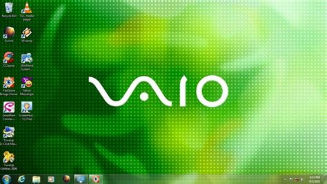 vaio themes for windows 7 free download free windows theme sony vaio06 download 100 free