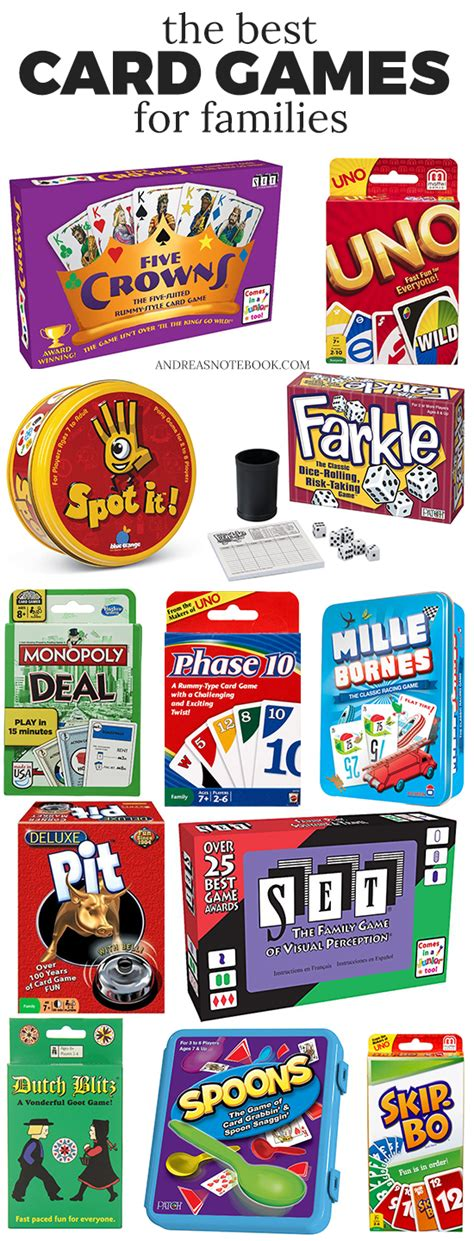 best printable card games card games for families