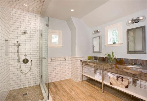 meriam hill house traditional bathroom boston  colin smith architecture