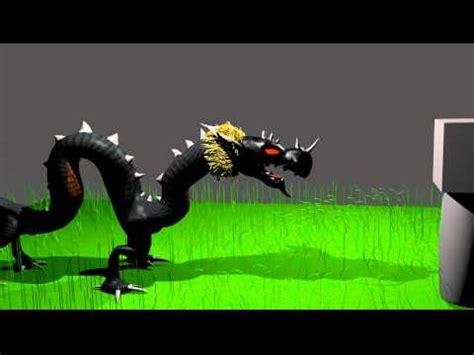film kartun ular naga animasi naga pertamaku youtube
