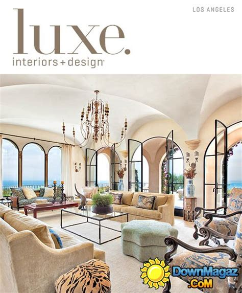 home interior design magazine pdf download luxe interior design magazine los angeles edition fall
