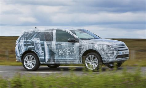 land rover discovery sport third row 2015 land rover discovery sport previewed with third row seats